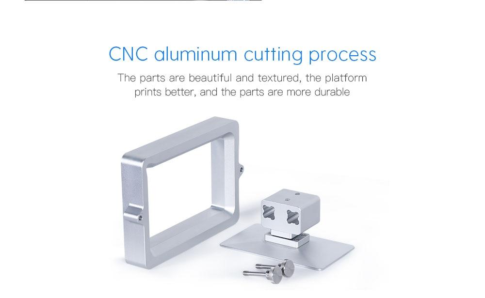 NOVA3D Bene4 3D Printer CNC Platform Components as 3D Printer Accessories