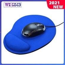 Коврик для мыши на запястье с защитой запястья блокнот защита