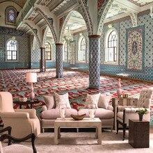 Dropshipping 사용자 정의 벽화 3D 유럽 건축 궁전 빌라 럭셔리 벽지 월페이퍼 거실 공간 벽화 벽화