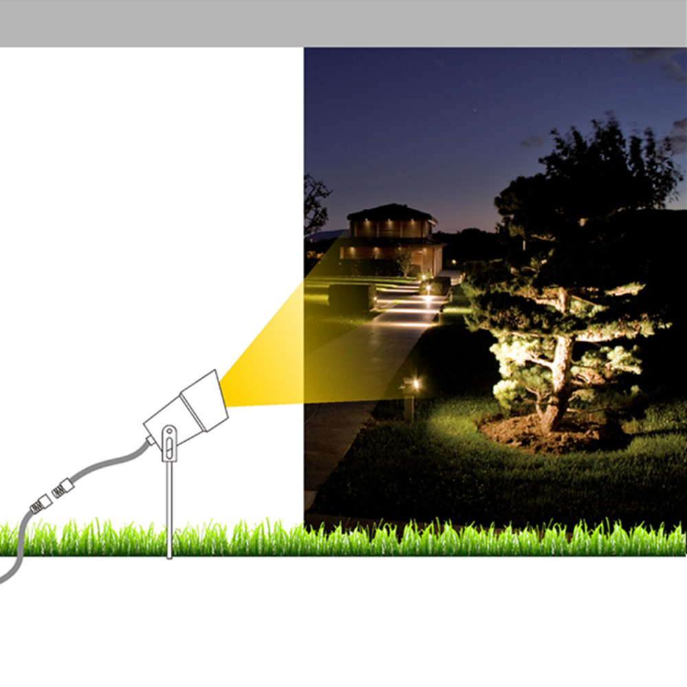 3W Led Lawn Lamp Aluminum Led Garden Light, led Grass lighting IP67, DC12V LED Patent Design (6)_