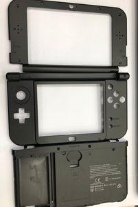Image 1 - 4 цвета, Оригинальная передняя панель жидкокристаллический дисплей, экран, корпус среднего корпуса, часть петли, нижняя средняя оболочка, чехол для батареи для новых 3DS XL LL