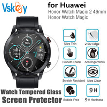 Screen-Protector Watch Huawei Protective-Film Tempered-Glass VSKEY for Magic 2-46mm Sport