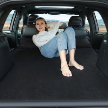 Inflatable Bed Car-Accessories Travel-Goods SUV Multifunctional