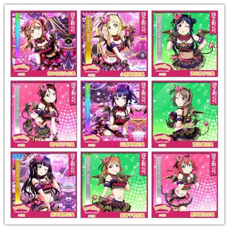 Love Live!Sunshine!! Aqours Chika Ruby Kanan Dia You Little Devil Halloween Christmas All Member Uniforms Cosplay Costume