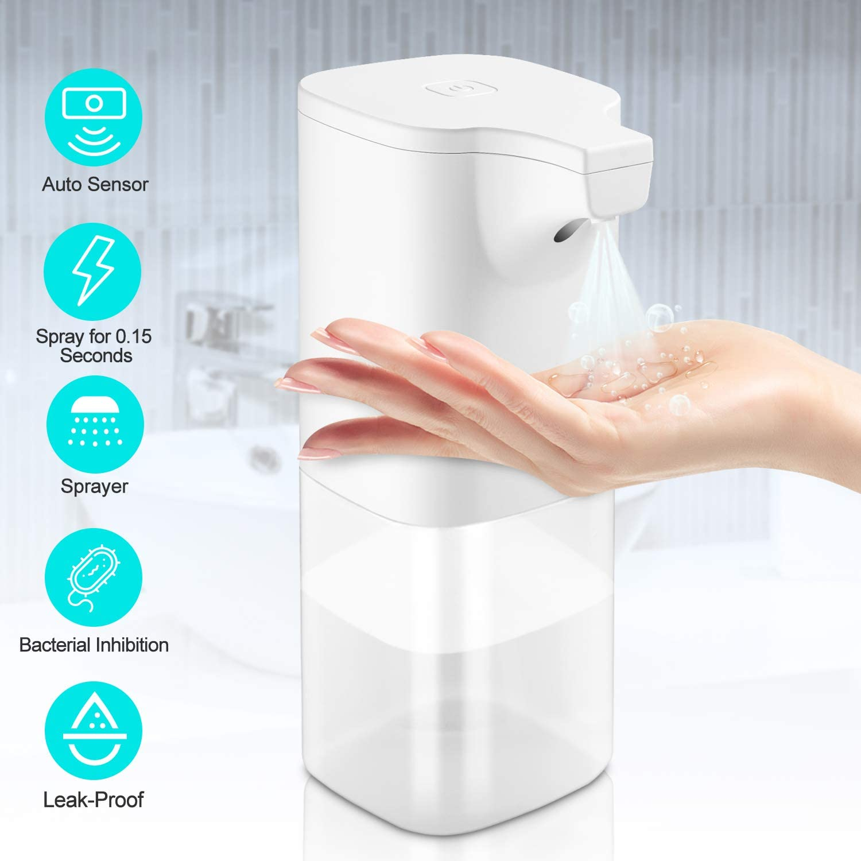 Xiaomi Automatic Soap Dispenser Spray Liquid Infrared Sensor Touchless 75% Alcohol Sanitizer