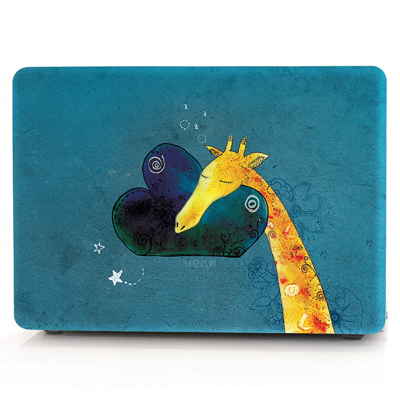 Raffiti Animal Pattern Case for MacBook 46