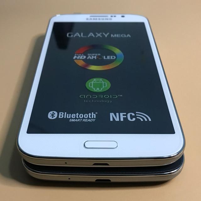 I9152 Original Samsung Galaxy Mega 5.8 I9152 Mobile Phone 8G ROM 1.5G RAM  Dual core cellphone Free Shipping 5