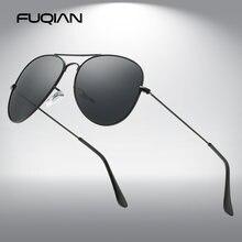 Мужские и женские солнцезащитные очки fuqian Классические в