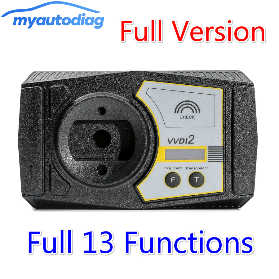 New V6.6.6 Xhorse VVDI2 Full Version Commander <font><b>Key</b></font> <font><b>Programmer</b></font> VVDI Full Version with ID48 96Bit Copy & VAG <font><b>MQB</b></font> Immobilizer image