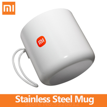 New Xiaomi Stainless Steel Mugs Reusable Hot Cold Dual use Tea Coffe Cup for Home Travel Simple Fashion Water Cup