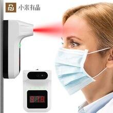 Бесконтактный термометр цифровой датчик температуры лба лазерный