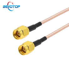 RG316 Cable SMA Male to SMA Male / Female RF Adapter Pigtail 50 Ohm WIFI Router Antenna Extension Cord Jumper RF Coaxial Cable
