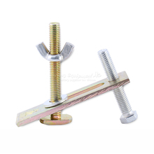 2 pcs/lot CNC Engraving Machine Clamp High Strength Plywood Wood Router Table T Slot Plate