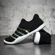 Сетчатые мужские туфли Нескользящие износостойкие дышащие повседневная