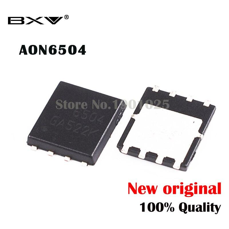 10pcs AON6504  AO6504  6504 MOSFET QFN-8 New Original