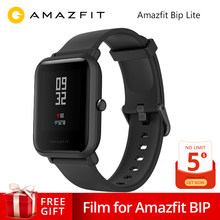 Amazfit Bip Lite Smartwatch 2019 new Global Edition 45 Days Battery Life 3ATM Waterproof 24H Heart Rate Sleep Monitor GPS(China)