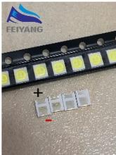 2000 Chiếc Cho Bóng Đèn Osram Led 1.5W 3V 1210 3528 2835 131LM Trắng Mát Cuw Jhsp Màn Hình LCD Có Đèn Nền cho Tivi Ứng Dụng Truyền Hình
