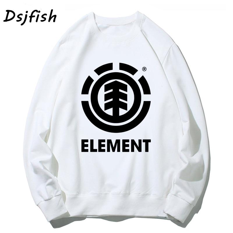 2019 HOODIES MEN Element Of Surprise Periodic Table Nerd Geek Science Women Mens Hoodie Sweatshirts Cotton Unisex Tops Streetwea