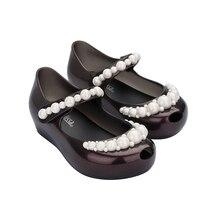 Mini Melissa 2020 New Princess Kids Sandals Girls Shoes Pear