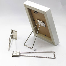 Iron photo frame Pedestal Holder Photo Frame support 5 8 10 inch Display Easel Stand for Hardware Tool Accessories