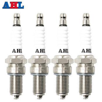 Automobile Motorcycle Ignition Spark Plug For HONDA FTR223 FX650 GB250 GL1100 GL1200 GL1500 GL650 NT400 NC25 NT650 NTV600 NTV650 image
