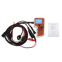 Hot Accessories Diagnosis Fuel Common Rail Tool Car Simulation Accurate Pressure Tester For Bosch
