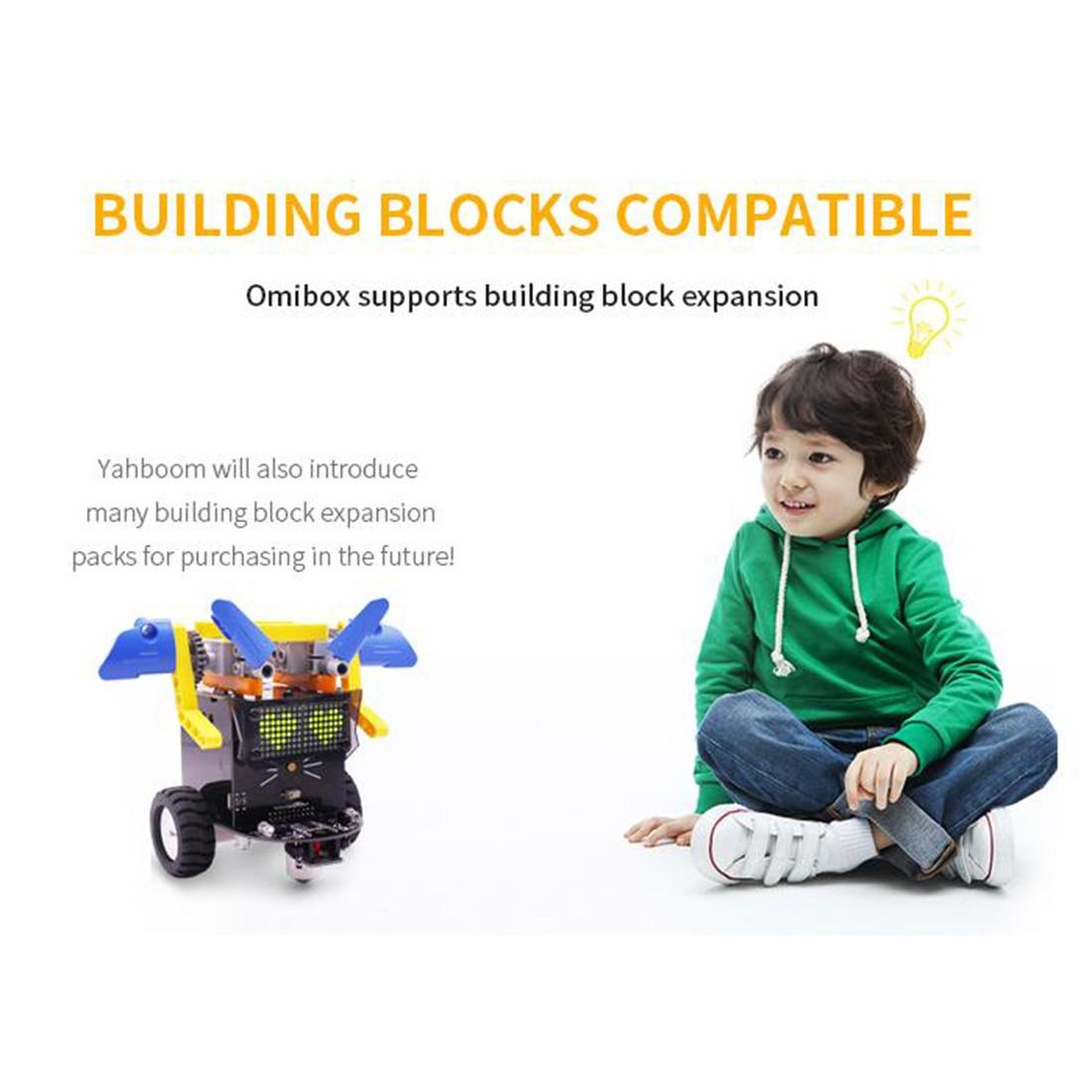 Modiker alta tecnologia brinquedos versão padrão omibox