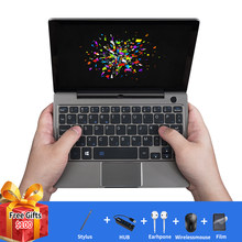 Gpd mini laptop 8.9 polegadas, tela touch, win10, 16gb ram, 1 portátil ultrabook, notebook m3-8100Y polegadas systerm win10 rom tb