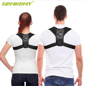 Posture Corrector Brace Belt-Corset Back-Support Orthopedic Shoulder Medical-Clavicle