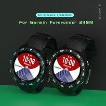 Чехол SIKAI для Garmin Forerunner 245 / 245 М ТПУ Корпус защитный ремешок браслет для смарт-часов Garmin