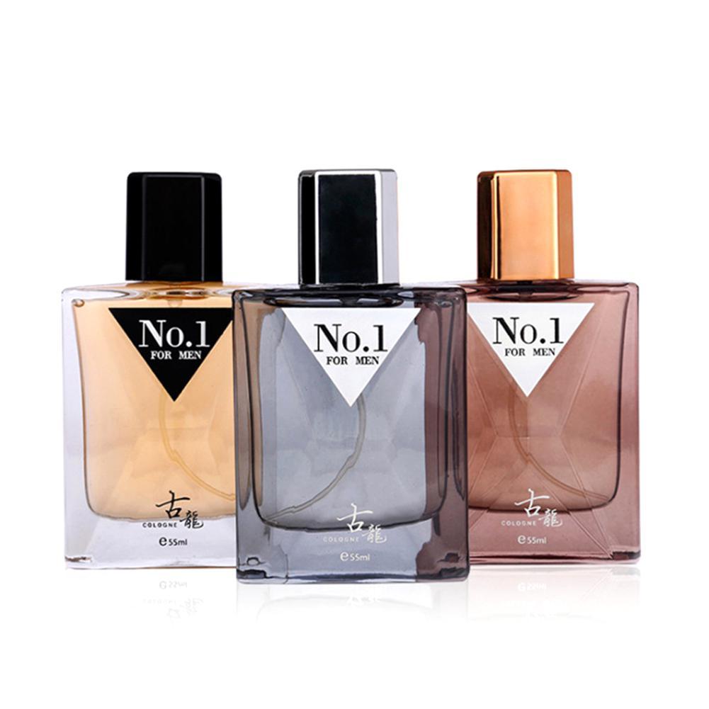 VIBRANT GLAMOUR Men Charming Long-lasting Perfume Portable Classic Cologne Gentleman Wood Flavor Fragrance