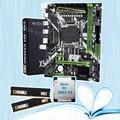 HUANANZHI X99 LGA2011-3 материнская плата с M.2 NVMe слот скидка материнская плата комплект ЦП Xeon E5 2683 V3 RAM 32G (2*16G) 2400 DDR4