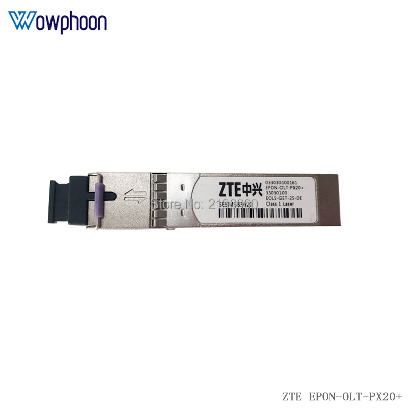 10Pcs SFP Module EPON-OLT-PX20+ Optical Fiber Tranceiver Modules Use For ETTO ETGO ETGH EPON Service Board Of C300 C320