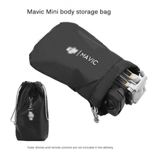 Pouch-Bag Drone-Storage-Pouch Protective-Drone Mavic Mini DJI Waterproof for with Drawstring