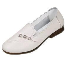 Дамские модельные туфли изобретательность Стразы верхом ПВХ
