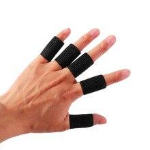 10шт/комплект баскетбольной защиты эластичные ленты углозащитные протектор чехлы Спорт защитное палец крышка высокое качество