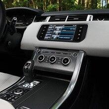 8 + 128G Auto Multimedia Player Stereo GPS DVD Radio NAVI Navigation Android Bildschirm für Land Rover Range Rover sport L494 2013 2018
