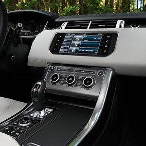 Image 2 - Aotsr Car dvd gps Navi Player for Land Rover Range Rover Sport L494 2013 2018 Stereo GPS DVD Radio NAVI Navigation Android DSP