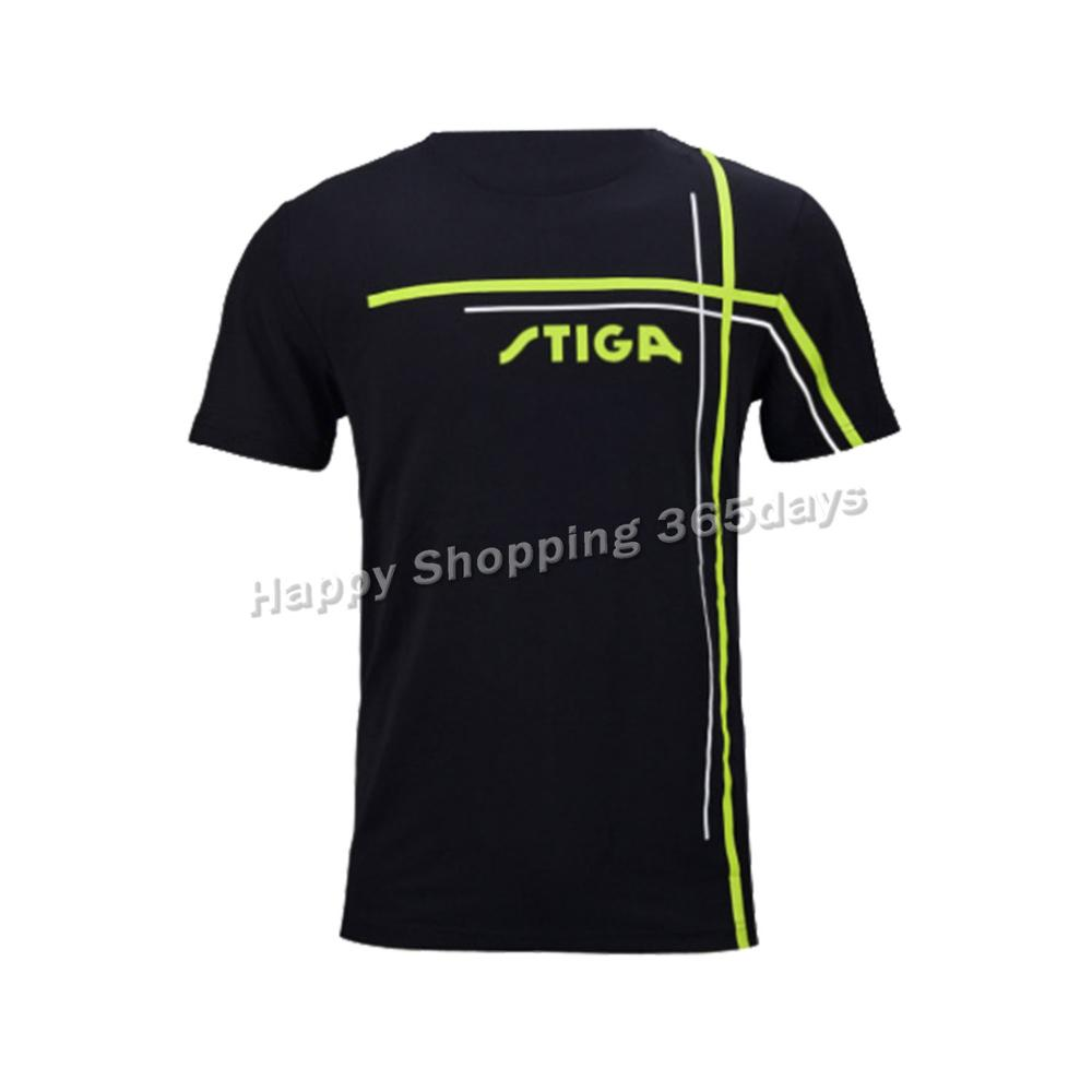 Sportswear Shirt Ping-Pong Stiga Badminton Table-Tennis-Clothes Quick-Dry Men New-Arrival title=