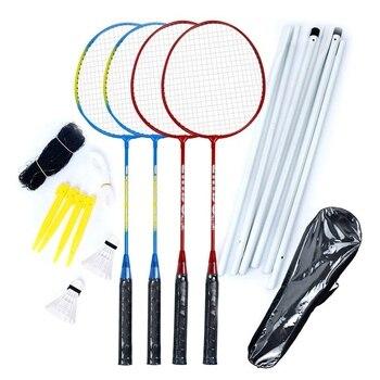 Badminton Racket Set  1