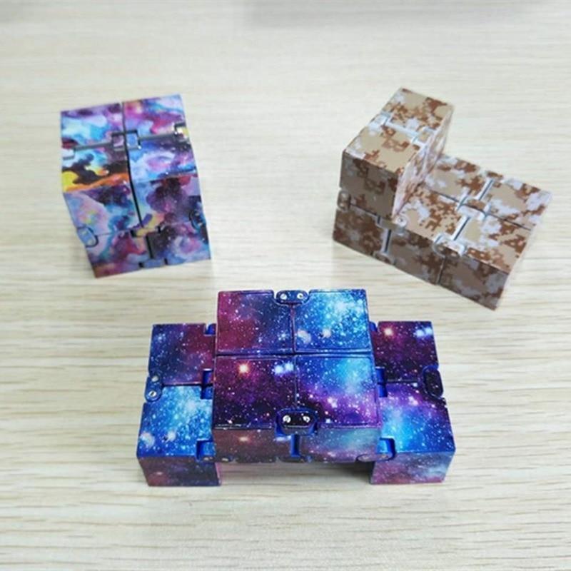 Autism-Toys Fidget-Toy Infinite-Cube Stop-Stress Cubic-Puzzle Relief Office-Flip Creative img5