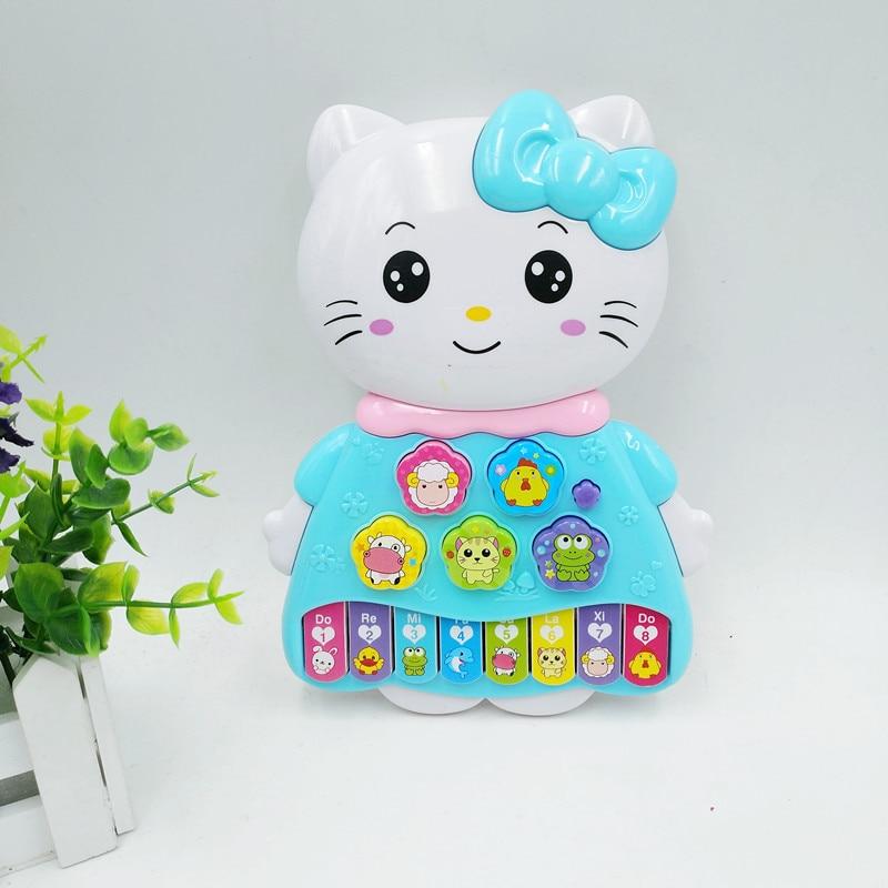 Jia Zhi Star Children'S Educational Electronic Organ Toy Dreamy Rat Striking Machine-Mode Transition For 8 Pack 3347