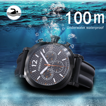 2019 Men Automatic Mechanical Watch Sport Water Resistant Diver Japan Movement Luminous Watch Mergulho Homem Relogio Mecanico
