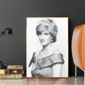 Full 5d DIY diamond painting Diana Spencer picture diamond embroidery Home Decoration Cross stitch Crafts Wall sticker L1169 image