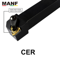 MANF Turning Tool CEL2525M16 External Threading cutting Holders metal lathe Toolholders Lathe Cutter For mmt16er Carbide Inserts