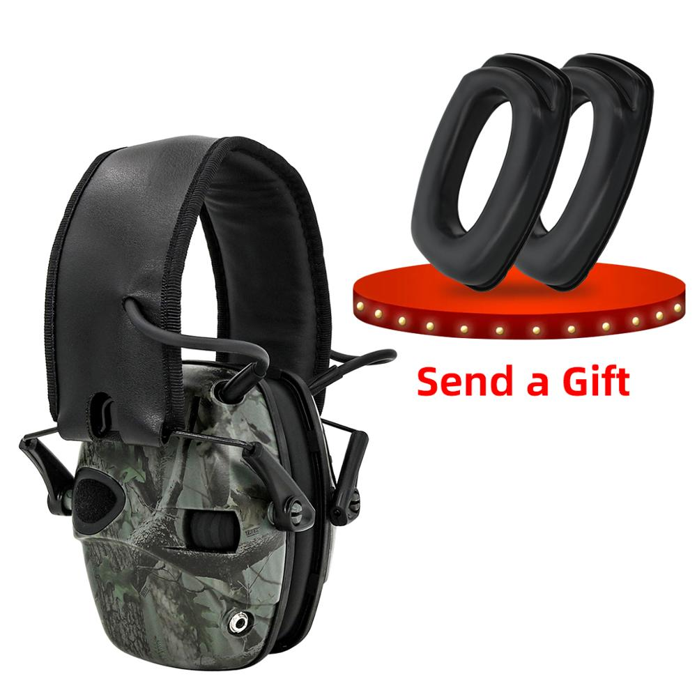 Image 2 - Electronic Ear muff Tactical Headset Anti noise Sound Amplification Shooting Hunting Ear Protection Protective Tactical EarmuffEar Protector   -