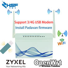 Die günstigste WiFi Router Omni 2 Ⅱ Mbps 2,4G Stabile Wireless Router Unterstützung 3G 4G USB Modem wiFi Repeater 2 High Gain Antennen(China)