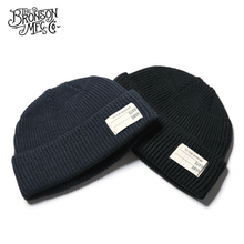 USN WATCH CAP 80% Wool WW2 Replica Winter Warm Knit Thick Cap Vintage Military Outdoor Hat