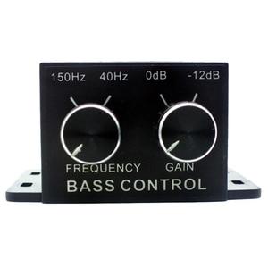 Image 5 - Nieuwe Auto Eindversterker Audio Regulator Bass Subwoofer Equalizer Crossover Controller 4 Rca Passen Lijn Niveau Volume Versterker