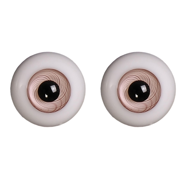 14mm 1/3 1/4 Doll Glass Eyes Doll Accessories Glasss Doll Eyeball 26